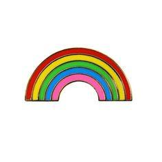 Rainbow Lapel Pin