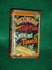 Buckingham Cut Plug Smoking Tobacco