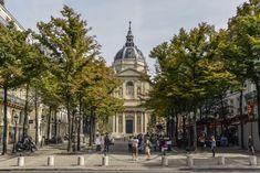 Université de la Sorbonne, Place de la Sorbonne, Latin Quarter, Paris, France, Europe - Joachim Hiltmann/Getty Images