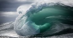 I Capture The Majestic Power Of Ocean Waves | Bored Panda