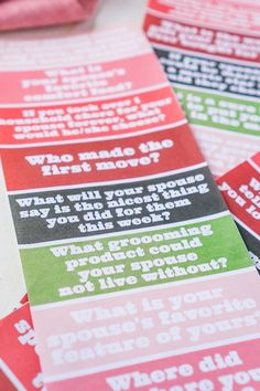 12 Best Newlywed Game Questions Images Newlywed Game