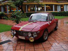 Lancia Fulvia Coupè Rally 1.3 HF by Maurizio Boi, via Flickr