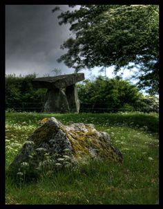 Ballykeel Dolmen, Newry, Armagh, Northern Ireland