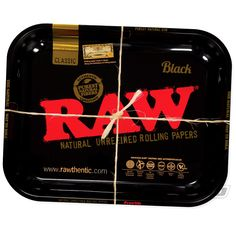 FREE GIFT Raw Rolling Paper Brand Tray 3-Pack LOT Medium Large and Extra Large