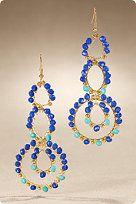 Blue Skies Earrings - Soft Surroundings
