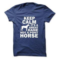 A Great Dane not a Pony Horse - #band t shirts #hoodies womens. BEST BUY => https://www.sunfrog.com/Pets/A-Great-Dane-not-a-Pony-Horse.html?id=60505