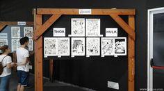 Festival Metrópoli Gijón: #exposiciones, #Thor, #Hulk #comic