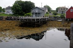 Westport, Brier Island, Nova Scotia