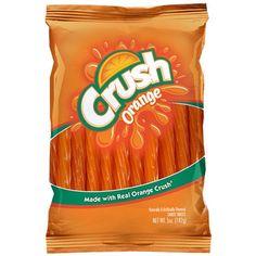 Orange Crush Licorice