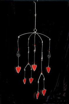 If you're looking for african decor, look no further than The Africa House. We stock a range of african homewares including this red maasai beaded mobile. Mobile Living, Living Room Accessories, Ancient Symbols, African Art, Home Living Room, Cushion Covers, Wind Chimes, Hearts, Unique