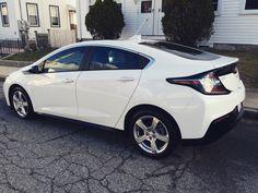 2016 Chevy Volt - my new ride ⚡️