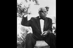 """President Francois Duvalier 