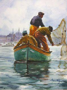 Ressam Ömer Muz , 1957 yılında istanbul'da doğdu. İlk ve orta öğrenimini aynı kentte yaptı. 1977 yılından başlayarak, çeşitli medya kurul...