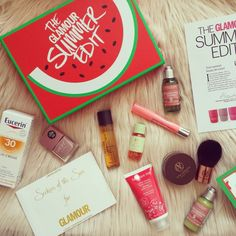 The Glamour Summer Edit on Beauty By Elise Kate