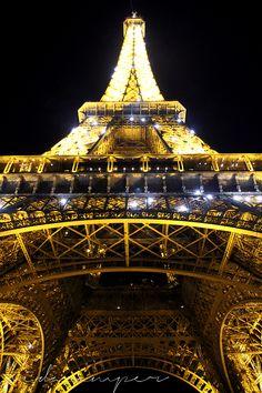 Torre Eiffel. Eiffel Tower. Paris. http://www.vidacamper.com/2016/07/oh-la-la-paris.html