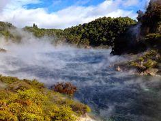 Waimangu Volcanic Valley - Rotorua