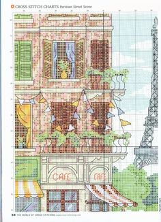 Gallery.ru / Фото #33 - The world of cross stitching 086 июль 2004 - tymannost