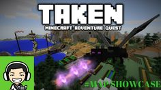 Minecraft Map Showcase #Taken