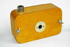 how to make your own pinhole camera