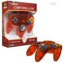 N64 Controller (Fire) - CirKa