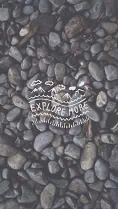 Explore More Rocks Pattern iPhone 5 Wallpaper