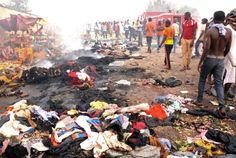 Islamiści z Boko Haram spalili żywcem 86 dzieci! Europejskie media milczą!