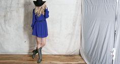 Mason & Belle - Surplus Front Dress