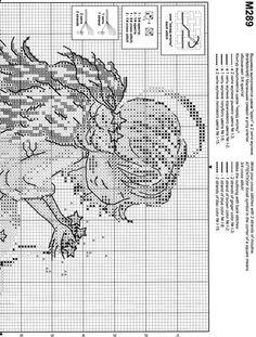 Star Angel - 3/4 PUNTADITAS (pág. 200) | Aprender manualidades es facilisimo.com