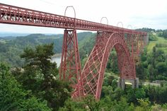 Garabit Viaduct France - Gustave Eiffel