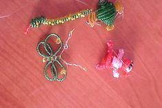 zvířátka z korálků / animals of beads