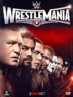 Relive all of the wild WWE action from WrestleMania 31, the annual event which took place at Levi's Stadium on March 29, 2015. All nine matches of the night are featured in this collectors set, includ