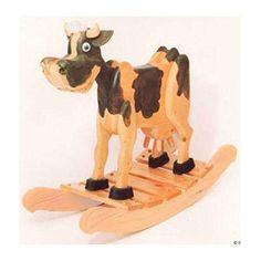 GET   Woodworking Project Paper Plan to Build Bessie Cow Rocker  #woodworkingproject #tools  MATERIALS NOT INCLUDED, PAPER PLAN ONLY   . #projectplans #woodworkingproject