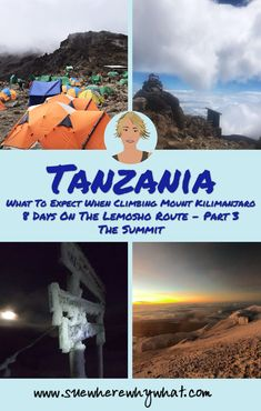 Read all about my adventures on Summit Night of the 8 day Lemosho Route to climb Mount Kilimanjaro. Includes Days 7 – 8 from Barafu Base Camp, to Stella Point & Uhuru Peak & the even bigger challenge of getting back down. If you have ever wondered what it is really like to reach the summit of Africa's highest mountain, look no further for an honest account of what you can expect.