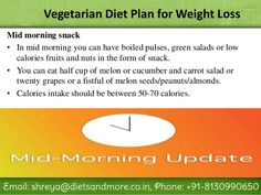 #VegetarianDietPlan For #WeightLoss Low Calorie Fruits, Carrot Salad, Proper Diet, Weight Loss Diet Plan, How To Plan, Carrot Slaw