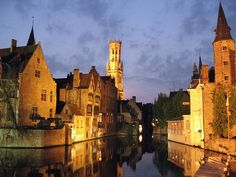 Rozenhoedkaai (Bruges, Belgium)
