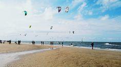 Kites. | St.Peter Ording, Germany