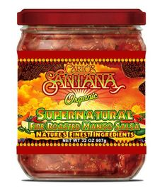 From Team Santana: We are very proud to announce the new Carlos Santana Supernatural Salsa! It is now available at select Costco stores in Northern California. A portion of the proceeds will be donated to the Milagro Foundation and help contribute to their important work. Visit http://SantanaSalsa.com/ for store locations and more information.