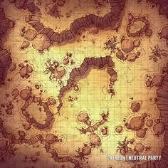 50 More Battlemaps by Neutral Party - Imgur Dark Sun, Desert Map, Dnd World Map, Cartographers Guild, Building Map, Rpg Map, Dungeon Maps, Dungeons And Dragons Homebrew, Fantasy Map