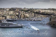 Birgu Waterfront #waterfront #malta by Bokeh Photography