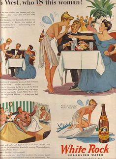 White Rock Sparkling Water's Psyche (1946)