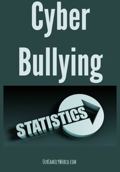 Cyber Bullying Statistics that may alarm & shock you. Cyberbullying is on the rise! | OurFamilyWorld.com