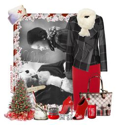 MERRY CHRISTMAS GIRL!!! by enjoyzworld on Polyvore featuring polyvore, fashion, style, Vivienne Westwood Anglomania, Dorothy Perkins, Balmain, Coach, Blue Nile, LOFT, clothing and MerryChristmas