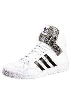 adidas Originals PRO CONFERENCE - Sneakers hoog - running white - Zalando.be
