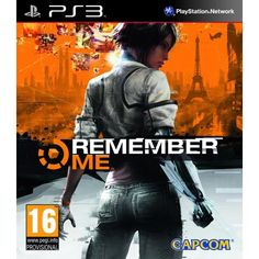 Remember Me Game PS3 | http://gamesactions.com shares #new #latest #videogames #games for #pc #psp #ps3 #wii #xbox #nintendo #3ds