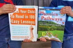A comparison of two reading methods: Teach Your Child to Read in 100 Easy Lessons and Phonics Pathways