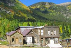 St Elmo, Colorado | Colorado Ghost Town - St. Elmo, Colorado In Chaffee County