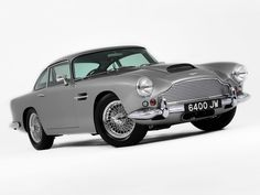 1958–61 Aston Martin DB4 UK-spec
