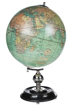 Weber Costello Globe 1921