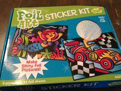 Enter to WIN a Foil Art Kit Ends 8/3/13