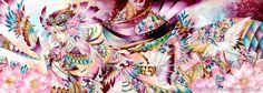 Fabric Market Fantasy by *laverinne on deviantART